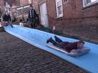 Steep Hill for Lincoln Flume 2016
