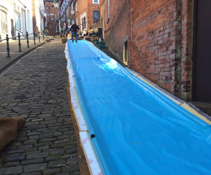 Steep Hill For Lincoln Flume 2016 Linkage Specialist