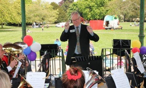 Birthday Party with Brass at Boultham Park