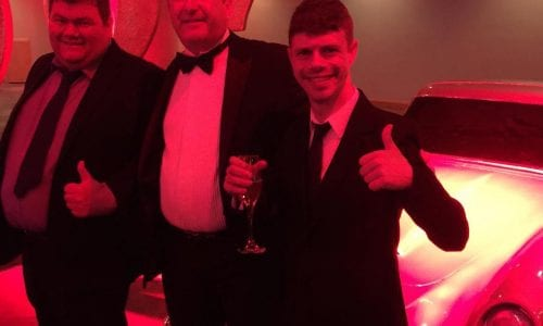 Linkage Clients attend the National Learning Disabilities and Autism Awards